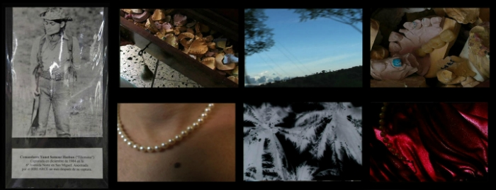 Pax Tecum Filomena, video stills, 2007