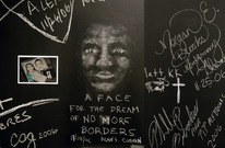 Documented: A Face for the Dream of No More Borders